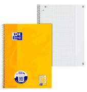 Collegeblock Office 100050356, A4+ liniert, 90g 80 Blatt, 4-fach-Lochung