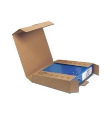 Versandkarton für 1 Ordner 323x291x35 mm braun 20 Stück