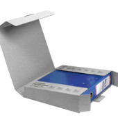 Versandkarton für 1 Ordner bis 75mm 323x290x140 mm weiß 20 Stück