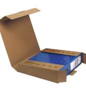 Versandkarton für 1 Ordner bis 80mm 323x291x78 mm braun 20 Stück