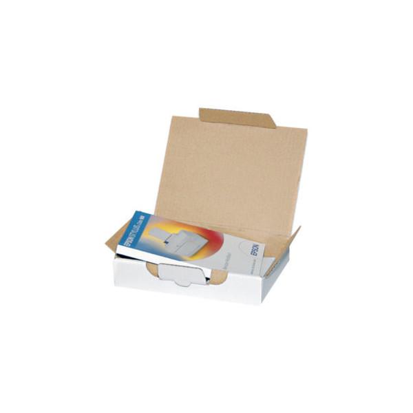 Pressel Versandschachtel 1-wellig 150x150x60 mm weiß 25 Stück
