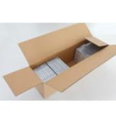 Faltkartons 1-wellig braun 800x200x200 20 Stück