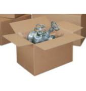 Faltkarton 1-wellig braun 310x220x200 25 Stück