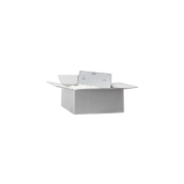 Pressel Faltkartons 1-wellig weiß 250x250x100 25 Stück