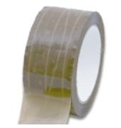 Packband 9673, 50mm x 66m, Folie, fadenverstärkt, braun