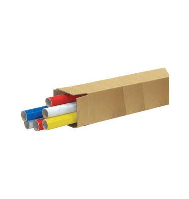 Faltkartons 1-wellig 600x100x100 mm braun 20 Stück