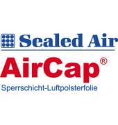 Luftpolsterfolie 100717040 AirCap kleinnoppig transparent 50cm x 100m