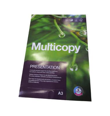 Presentation A3 120g Kopierpapier weiß 400 Blatt
