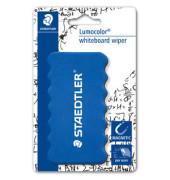 Whiteboard-Wischer magnetisch blau 107x57x20mm trocken