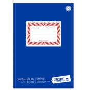 Ö-Geschäftsbuch 608395 A5 kariert 70g 96 Blatt 192 Seiten