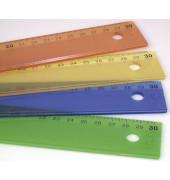 3032329 .L3ice Lineal Plastik 30cm transparent