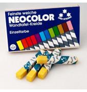 15p Neocolor 12ST Wandtafelkreide eckig bunt