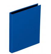 2040506 Ringbuch A5 4 Ring Pappe blau