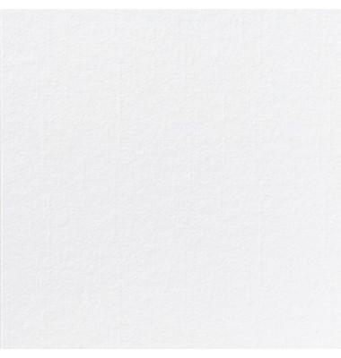 Tischdecke Dunicel weiß 84cm x 84cm