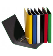 20607-00 2Ring sort. Ringbuch A4 Pappe Standardfarb
