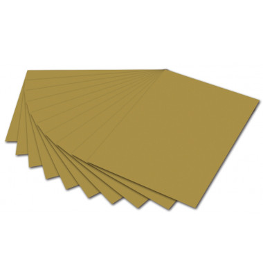 6165 E 300g Fotokarton 50x70cm gold