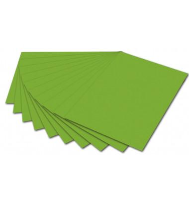6155 E 300g Fotokarton 50x70cm grasgrün