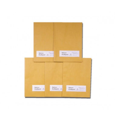 4302 Natron 2Bg Packpapier 70x100 gef. braun