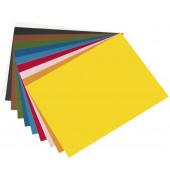 6710009 130g Tonpapier 50x70cm 10Farben