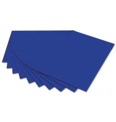6436 130g Tonpapier A4 ultramarin