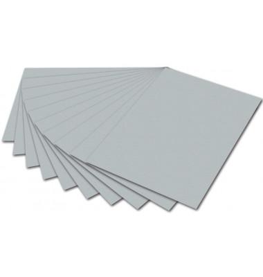 6460 130g Tonpapier A4 silber
