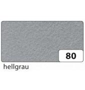 520480 20x30cm Bastelfilz hellgrau