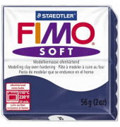 Fimo Soft 8020-35 Modelliermasse 57g windsorblau