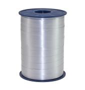 Geschenkband Ringelband 10mm x 250m silber