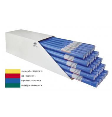 06604-5014   1mx4m Packpapierrolle  hochrot