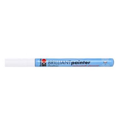 0121 08 070 011030070 Brilliantpainter 0,8mm weiß