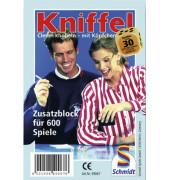 49067 Kniffelblock 600 Spiele
