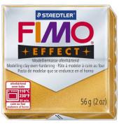 8020-11 Soft 57g Modelliermasse Fimo gold metallic