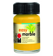 1305 39 021 Easy Marble Marmorierfarbe 15ml mittelgelb