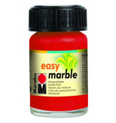 1305 39 031 Easy Marble Marmorierfarbe 15ml kirsch