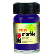 1305 39 039 Easy Marble Marmorierfarbe 15ml aubergin