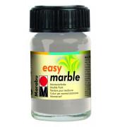 1305 39 082 Easy Marble Marmorierfarbe 15ml silber