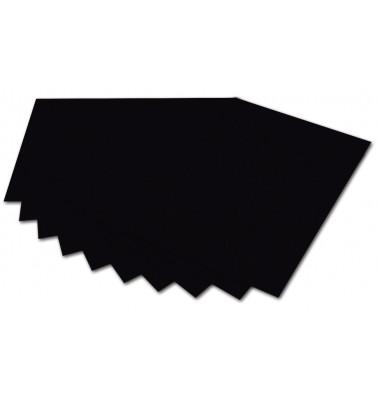 6490 130g Tonpapier A4 schwarz