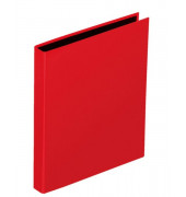 2040503 Ringbuch A5 4 Ring Pappe rot