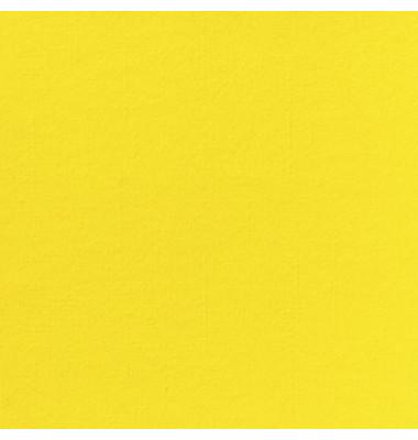 Tischdecke Dunicel gelb 84cm x 84cm