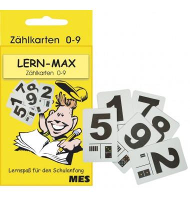 1991 1047 Lernfix Zählkarten 0-9