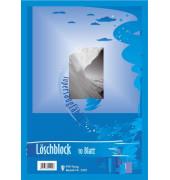 2301 Löschblattblock A5 farbig 10 Blatt