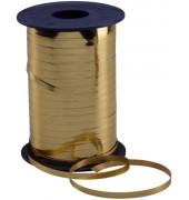 Geschenkband Ringelband 5mm x 400m metallic-gold