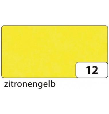 88120-12 Rl 70x100 42g Transparentpapier zitronengelb