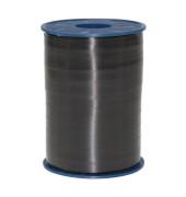 Geschenkband Ringelband 10mm x 250m schwarz