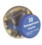 Füllerpatronen 4001TP/6 königsblau 30 Stück im Glas