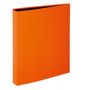 20601-09 2Ring Ringbuch A4 Pappe orange