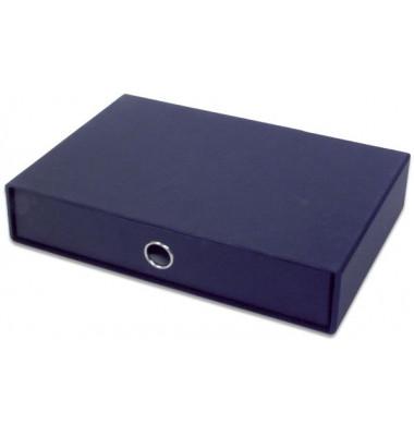 Schubladenbox Soho schwarz 1 Schublade geschlossen