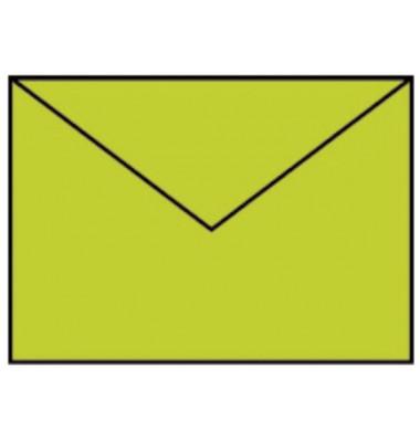 220720522 Briefhülle B6 5ST hellgrün