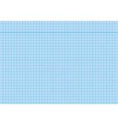 Karteikarten 1148 A6 kariert 190g blau 100 Stück
