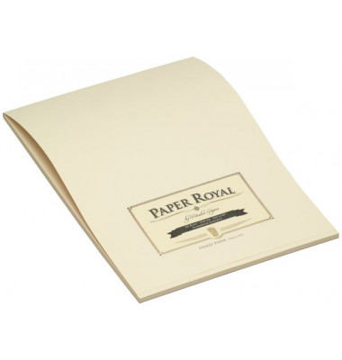 PaperRoyal 2002831008 Briefblock A4 chamois